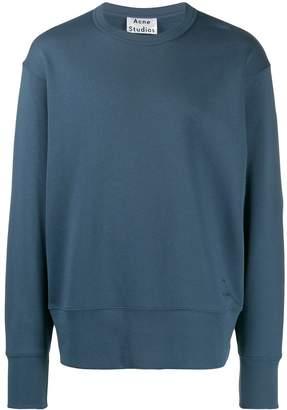 Acne Studios printed logo sweatshirt