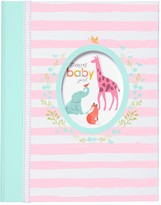 "Carter's Darling Baby Girl"" Memory Book"