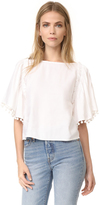 Club Monaco Chasym Top