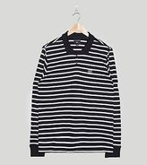 Obey Task Long-sleeved Polo Shirt