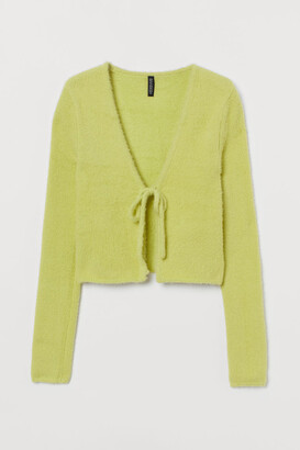 H&M Short Cardigan - Green