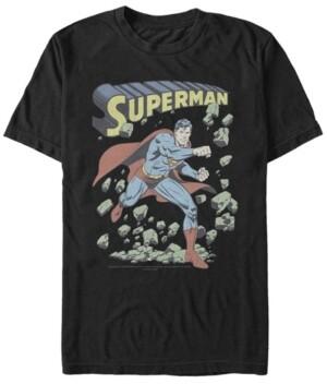 Fifth Sun Dc Men's Superman Super Smash Short Sleeve T-Shirt