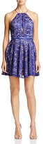 Style Stalker Stylestalker Adelie Lace Mini Dress