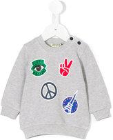 Kenzo appliqué sweatshirt