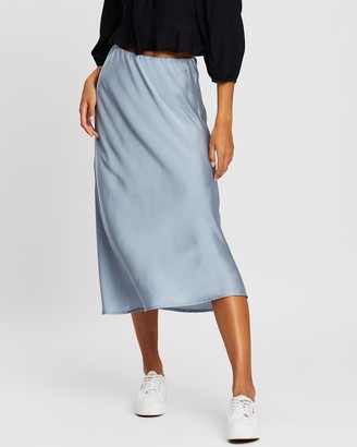 Cotton On Belle Bias Midi Skirt