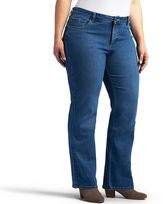 Lee Plus Size Emma Easy-Fit Bootcut Jeans
