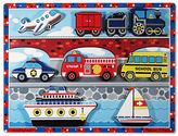 Melissa & Doug NEW Chunky Vehicles Puzzle 9pce