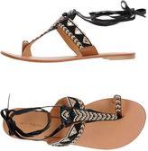 Antik Batik Thong sandals