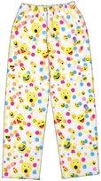 ISCREAM - Youth Girl's Confetti Emoji Plush Pants