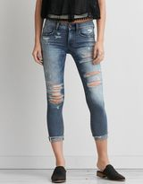 American Eagle Outfitters AE Denim X Caf? Jegging Crop