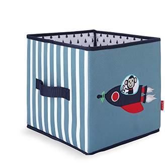 Penny Scallan Storage Box Space Monkey Toy Box, Space Monkey