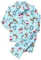 Gymboree Polar Pajama Set