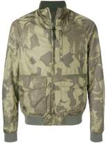Woolrich reversible shore jacket