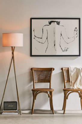 Chelsi Rattan Chair - Set Of 2