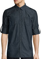 i jeans by Buffalo Maeed Long-Sleeve Woven Shirt
