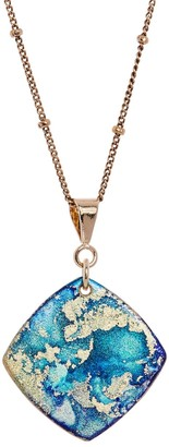 Odell Design Studio Gold Mini Diamond Necklace - Twilight