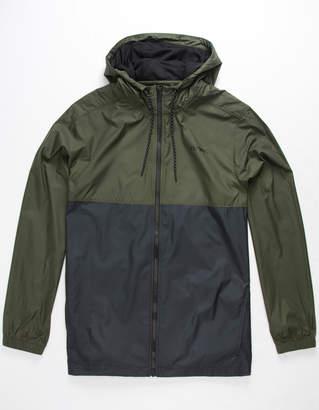 Hurley Siege Mens Windbreaker Jacket