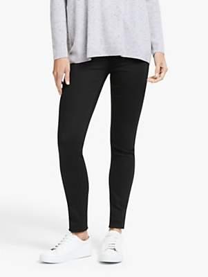 Lee Ivy High Waist Super Skinny Jeans, Black Rinse
