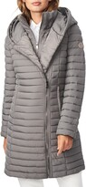 Thumbnail for your product : Bernardo Quilted Water Resistant Packable Walker Coat