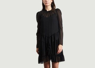 See by Chloe Frilled Dress - 38