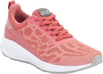 Jack Wolfskin Women's COOGEE CHILL LOW women's casual sneakers Shoe