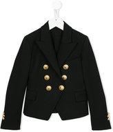 Balmain Kids military blazer