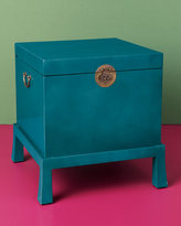 Turquoise File Box