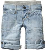 Gap Pull-on roll-up jeans