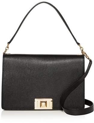 Furla Mimi Medium Leather Shoulder Bag