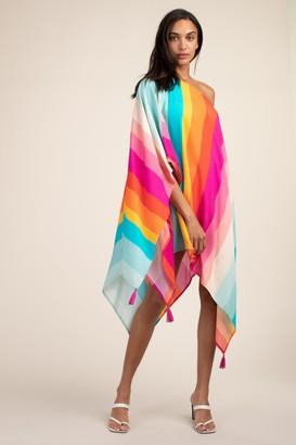Trina Turk Sunrise Stripe Caftan