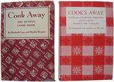 One Kings Lane Vintage Cook's Away, Pair