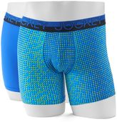 Jockey Men's 2-pack Micromesh Performance Boxer Briefs