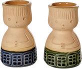One Kings Lane Vintage 1970s Danish Sculpted Egg Cups