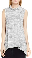 Vince Camuto Two by VINCE CAMTUO Space Dye Cowl Neck Tunic