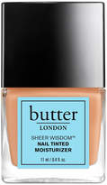Butter London butter LONDON Sheer Wisdom Nail Tinted Moisturiser 11ml - Neutral