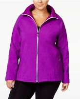 Ideology Plus Size Softshell Jacket, Only at Macy's