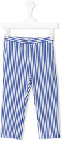 Il Gufo striped trousers