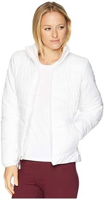 The North Face Bombay Jacket (TNF White) Women's Coat