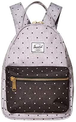Herschel Nova Mini (Black 1) Backpack Bags