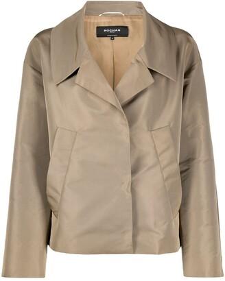 Rochas Short Long Sleeve Jacket