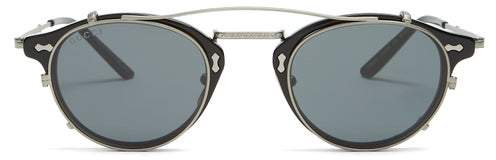 1bfcb319c27 Clear Round Frame Sunglasses For Men - ShopStyle