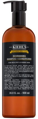 Kiehl's Healthy Hair Scalp Shampoo and Conditioner