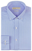 MICHAEL Michael Kors Regular Fit Micro Check Dress Shirt