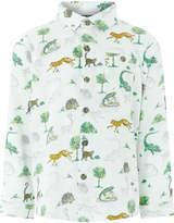 Monsoon Lemur Long Sleeve Shirt