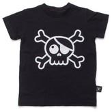 Nununu Infant Boy's Skull Patch T-Shirt