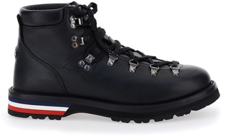 Moncler Peak Lace-Up Hiking Boots