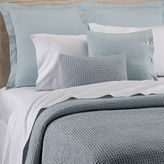 Bellora Luxury Italian-Made Asami Stone Coverlet in Sky Blue