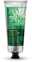 The Body Shop Absinthe Purifying Hand Cream