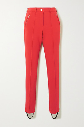 Fusalp Fuzz Stirrup Ski Pants - Red