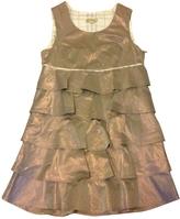 Burberry Silver Cotton Dress